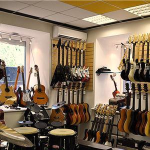 Музыкальные магазины Майи