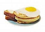 Харлей - иконка «завтрак» в Майе